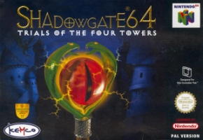 Shadowgate 64 : Trials of the Four Towers