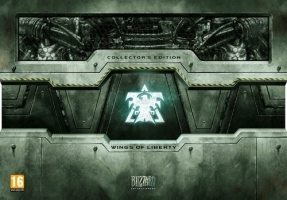 Starcraft II : Wings of Liberty Collector's Edition