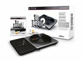 DJ Hero 2 Avec la Platine