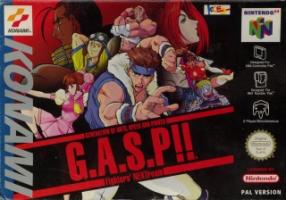 G.A.S.P!!