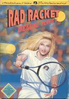 Rad Racket : Deluxe Tennis II