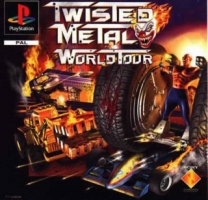 Twisted Metal World Tour