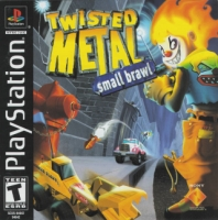 Twisted Metal :  Small Brawl