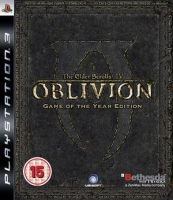 The Elder Scrolls IV : Oblivion  Game of the Year Edition