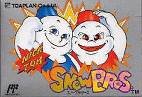 Snow Bros.: Nick & Tom