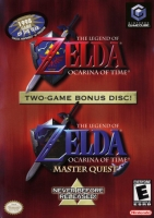The Legend of Zelda : Ocarina of Time / Master Quest