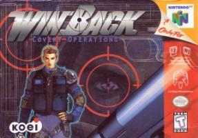 WinBack : Covert Operations