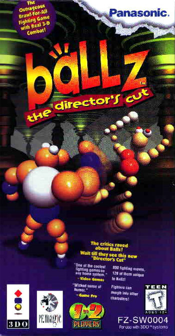 Ballz : The Director's Cut