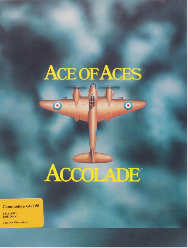 Ace of Aces : Accolade