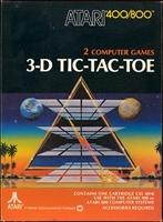 3-D Tic-Tac-Toe
