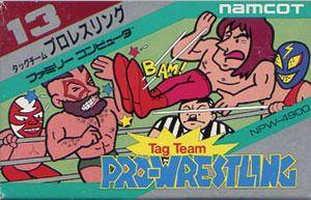 Tag Team Pro Wrestling