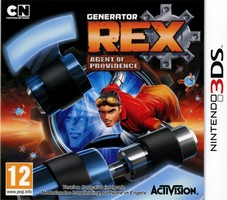 Generator Rex : Agent of Providence