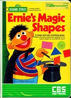Ernie's Magic Shapes