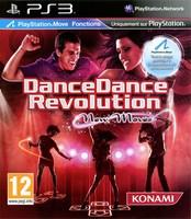 Dance Dance Revolution New Moves