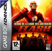 Héros de la Ligue des Justiciers : Flash