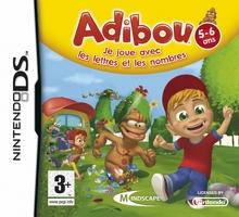 Adibou : Je Joue Avec les Lettres et les Nombres