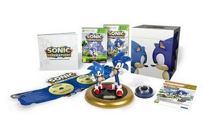 Sonic Generations : Collector's Edition