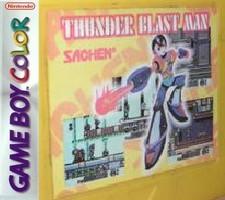 Thunder Blast Man