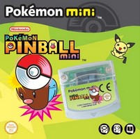 Pokémon Pinball Mini