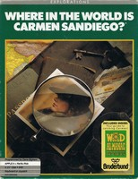 Where in the World is Carmen Sandiego ?
