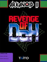 Arkanoid : Revenge of Doh