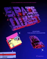 Space Quest I : The Sarien Encounter