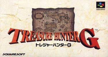 Treasure Hunter G