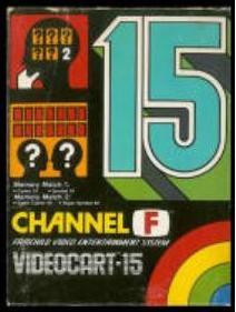 Videocart-15 : Memory Match