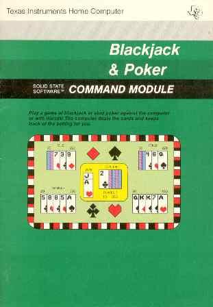 Black Jack & Poker