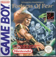 Fortress of Fear : Wizards & Warriors X