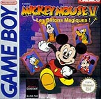 Mickey Mouse V : Les Bâtons Magiques