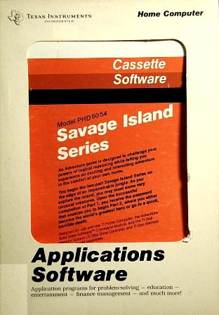Savage Island Series
