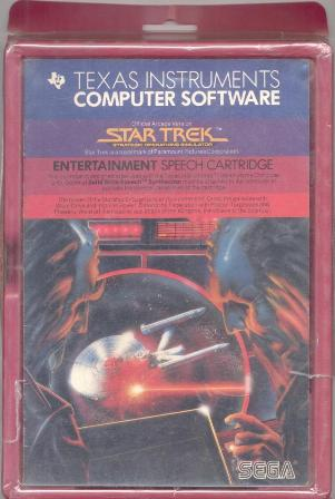 Star Trek : Strategic Operations Simulator
