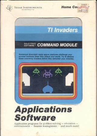 TI Invaders