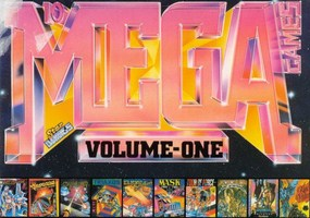 10 Mega Games : Volume 1