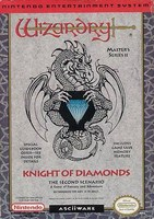 Wizardry Knight of Diamonds : The Second Scenario