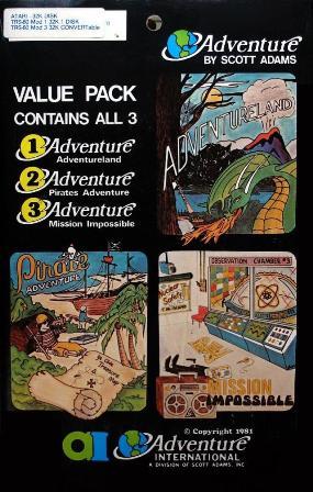 Adventure Value Pack #1