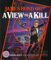 James Bond 007 : A View to a Kill