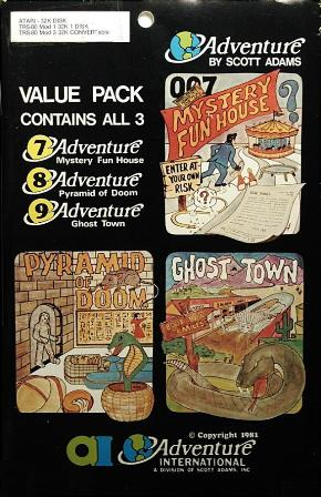 Adventure Value Pack #3