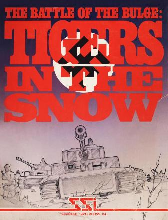 The Battle of the Bulge Tigers in the Snow
