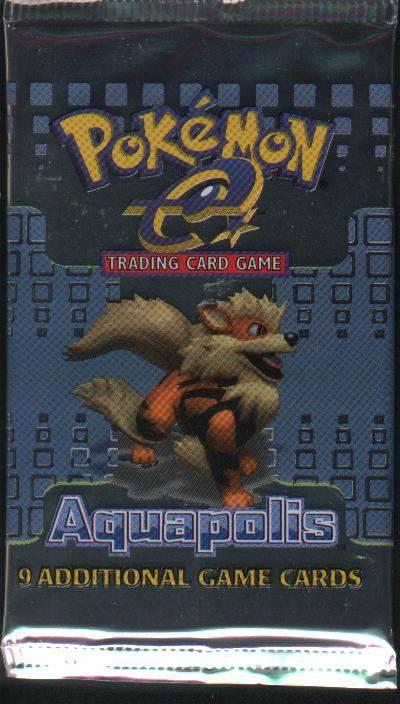 Pokemon-e : Aquapolis - Coin Flipper 1