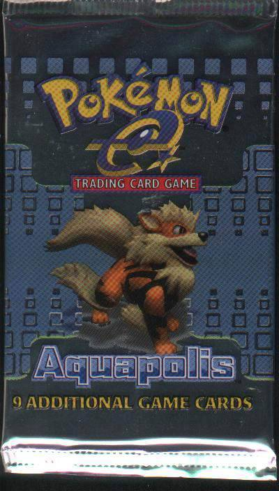 Pokemon-e : Aquapolis - Harvest Time
