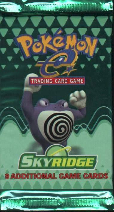 Pokemon-e : Skyridge - Ride the Tuft