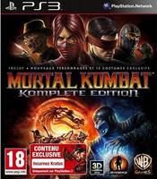 Mortal Kombat : Komplète Edition