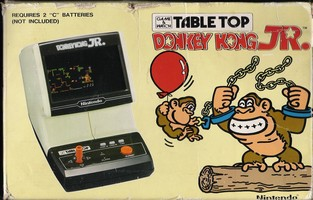 Donkey Kong Jr. - Table Top