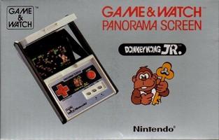 Donkey Kong Jr. - Panorama