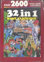 32 in 1 - Game Cartridge
