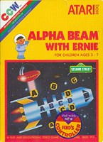 Alpha Beam With Ernie For Children Ages 3-7