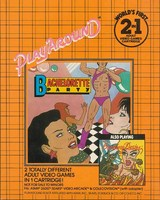 Bachelorette Party / Burning Desire