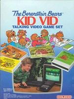 The Berenstain Bears : Kid Vid - Talking Video Game Set